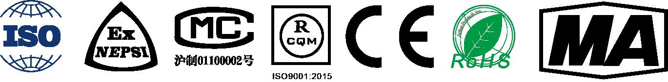 压力传感器认证标识