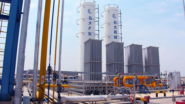 CNG的生产与制造