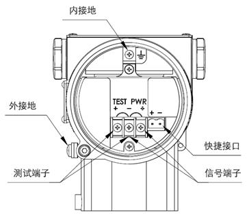 单晶硅变送器尺寸图
